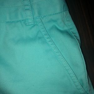 J. Crew Shorts - J.Crew Womens Size 00 Chino Soft Green Color